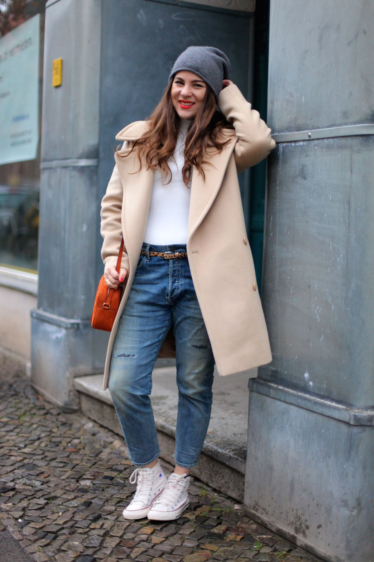 Berliner Modewoche, Outfit Tag 2 im JOURlook - Journelles