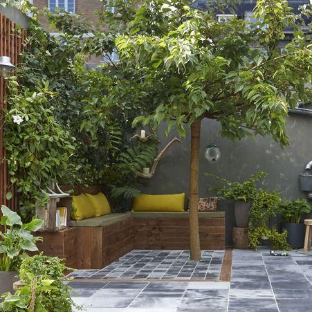 15 id es pour une terrasse canon cet t patio. Black Bedroom Furniture Sets. Home Design Ideas