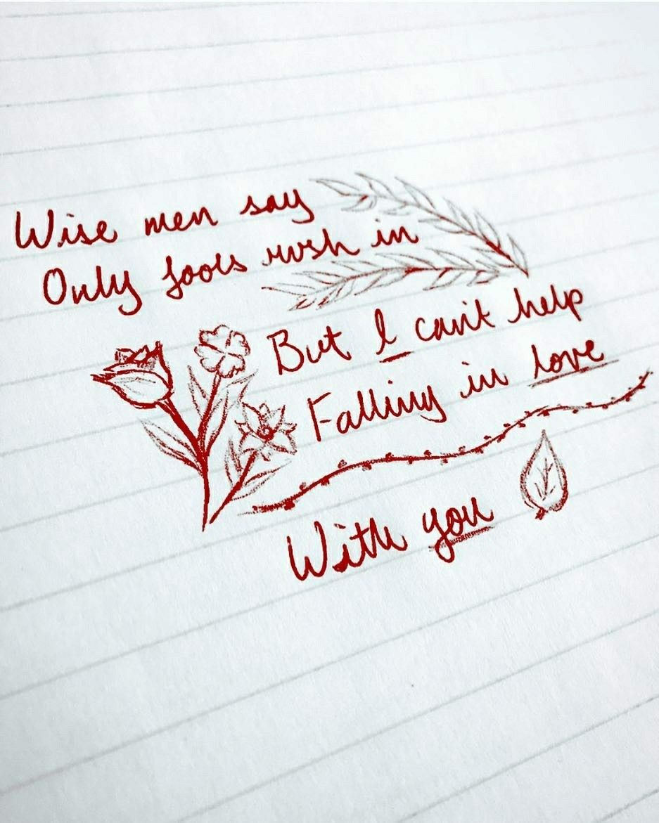 Elvis Presley I Can T Help Falling In Love With You With Images