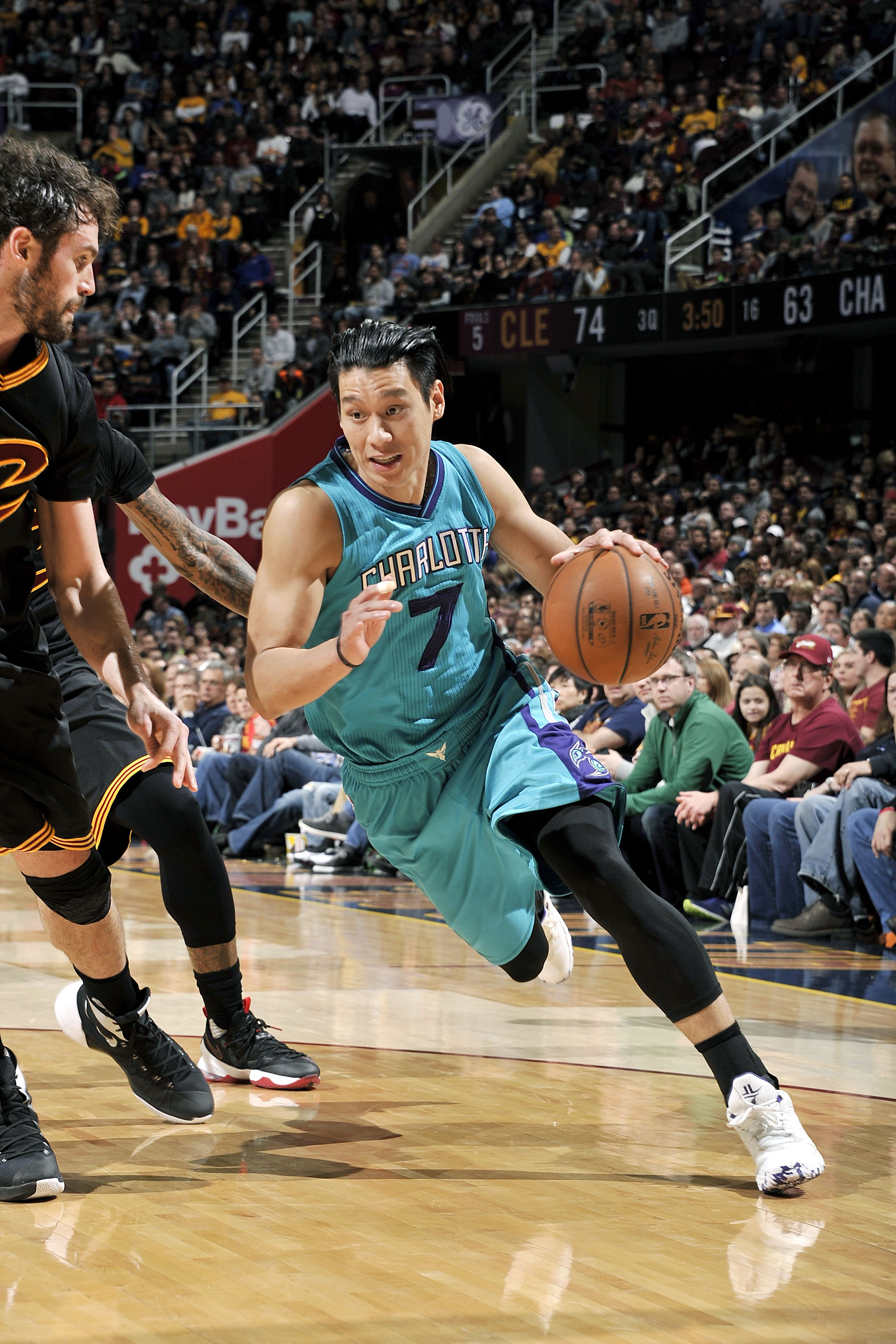bc70c48d383 Point-guard Jeremy Lin spoke on a number of topics yesterday
