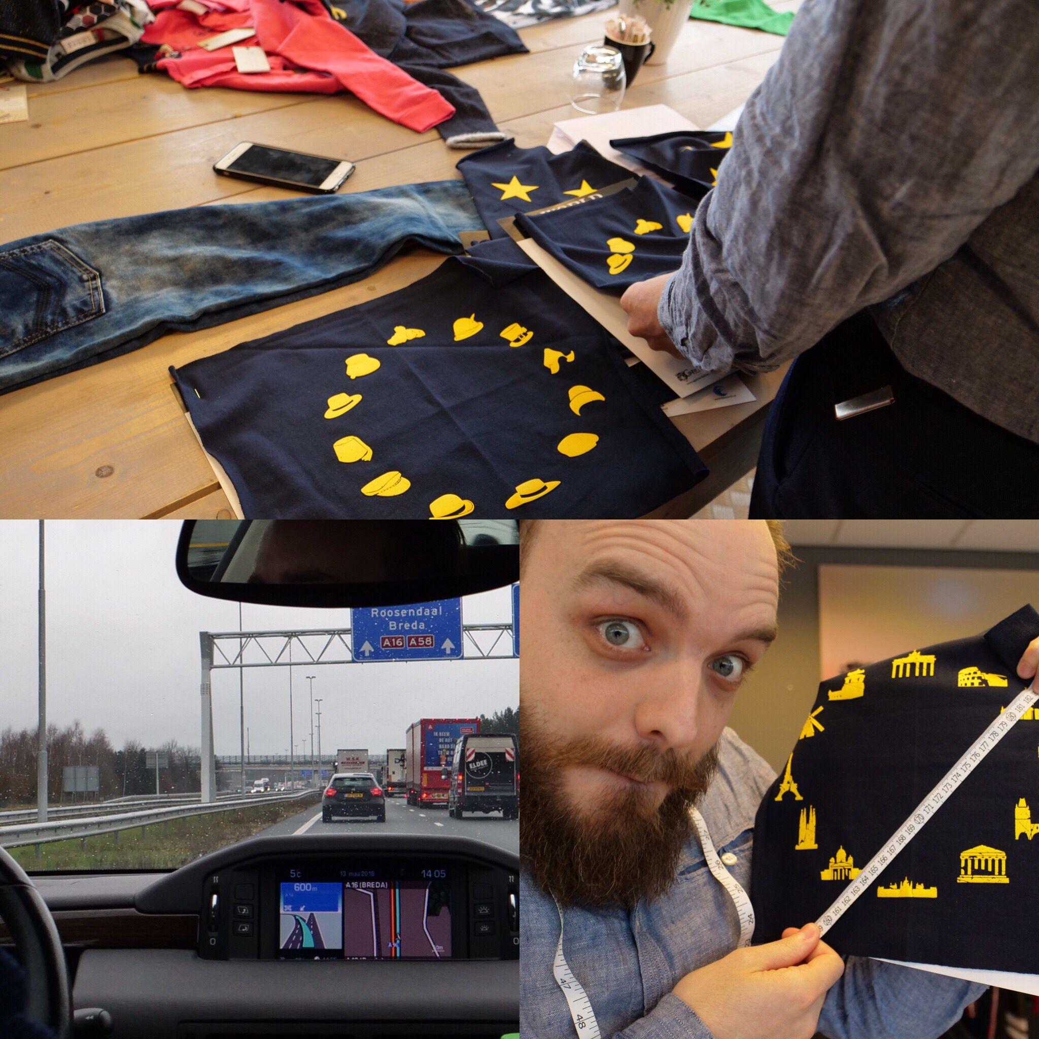 Pin Van European By Choice Op Production Updates