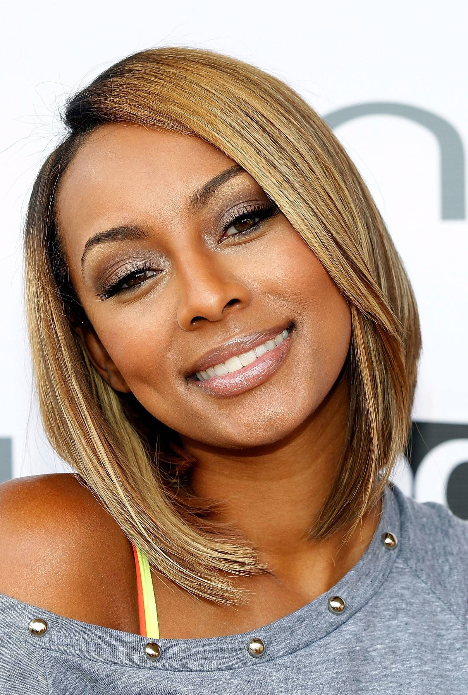 Hilson Keri blonde hairstyles forecast to wear in everyday in 2019