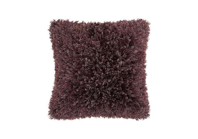 Furniture Village Interest furniture village lurex cushion silky soft, plush cushion in