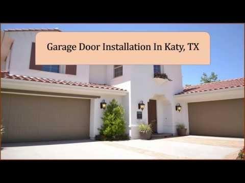 EZ Lift Garage Doors Provides Complete Garage Door Installation Services To  The Clients In Katy,