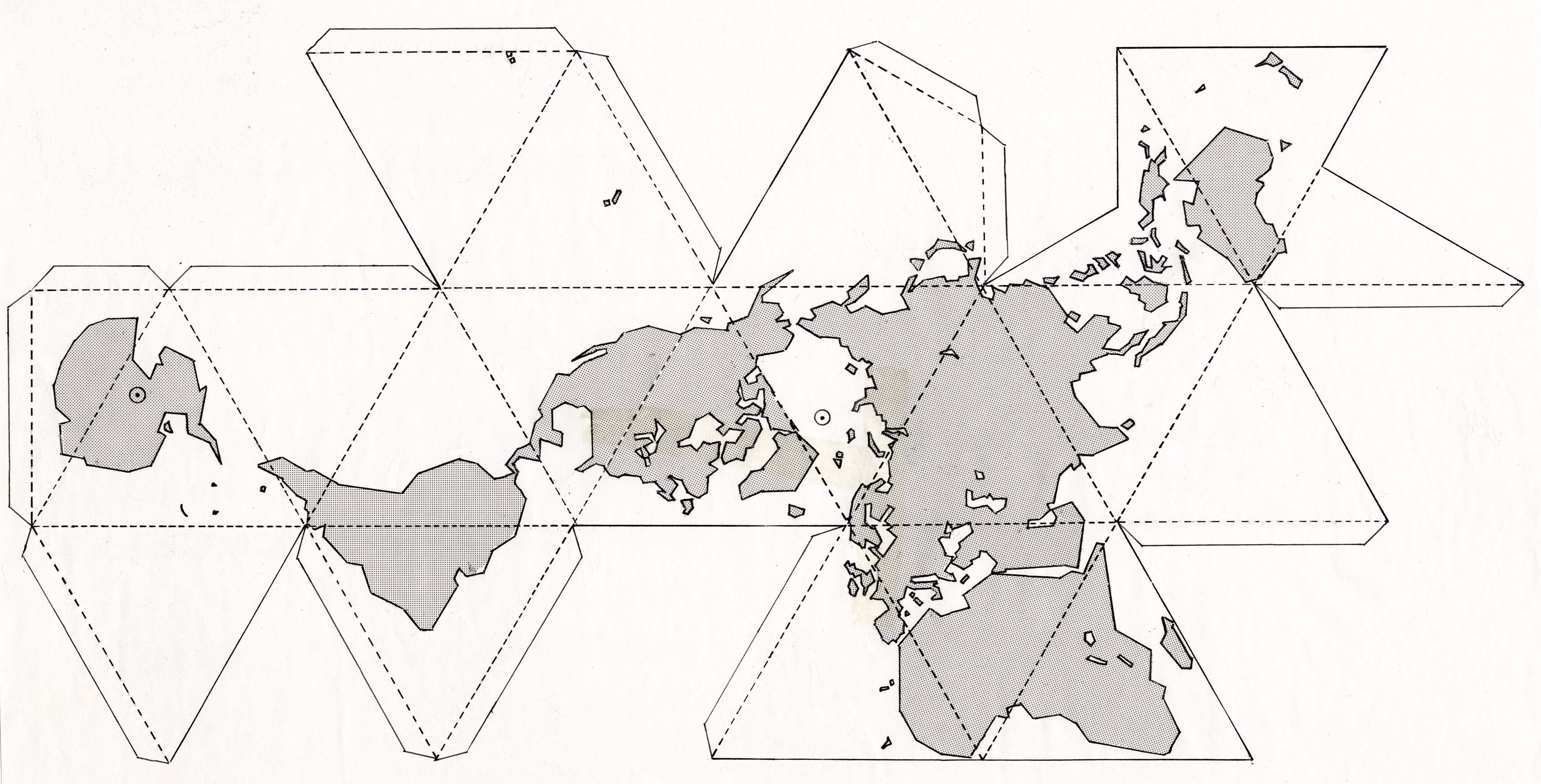 Dymaxion maps the coveted atlas pinterest tattoo tatt and tatting gumiabroncs Choice Image