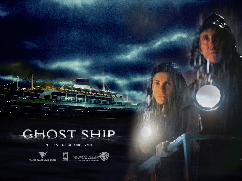 Ghost Ship Wallpaper Ghost Ship Wallpaper Ghost Ship Best Horror Movies Ghost