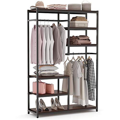 Pin On Clothes Rack Free Standing