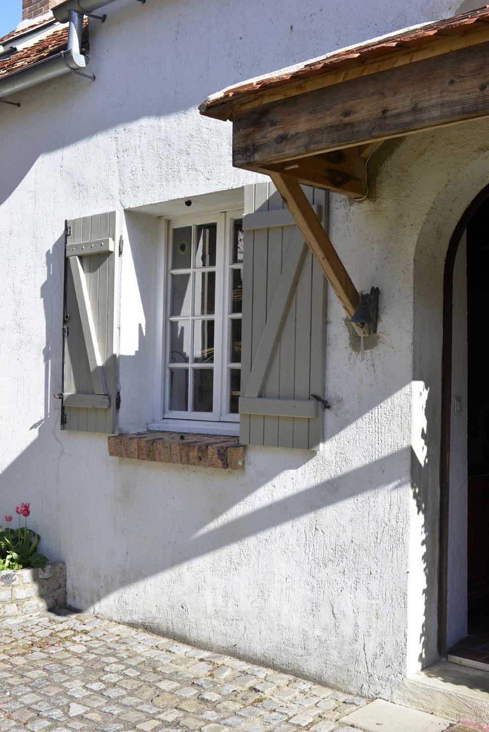 Couleur Peinture Volet Bois volets - sos rénovation volets | case di campagna, esterno, case