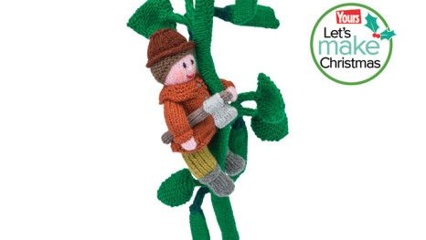So Sweet Jack The Beanstalk From Sarah Keens Knitted Fairy Tales