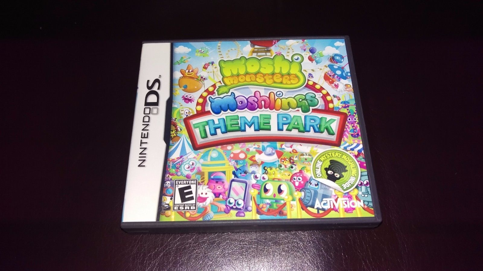 Moshi Monsters Theme Park - Nintendo DS Game and Case https://t.co/qKwdjBcg1I https://t.co/QGCCp1jRvv