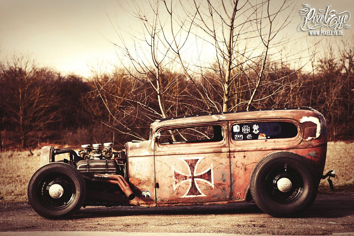 top chop rat rod | Cool Cars & Motorcycles | Pinterest | Rats and Cars