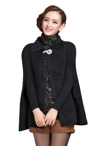 BESTSELLER! Camii Mia Women's Winter Solid Mink C... $110.00