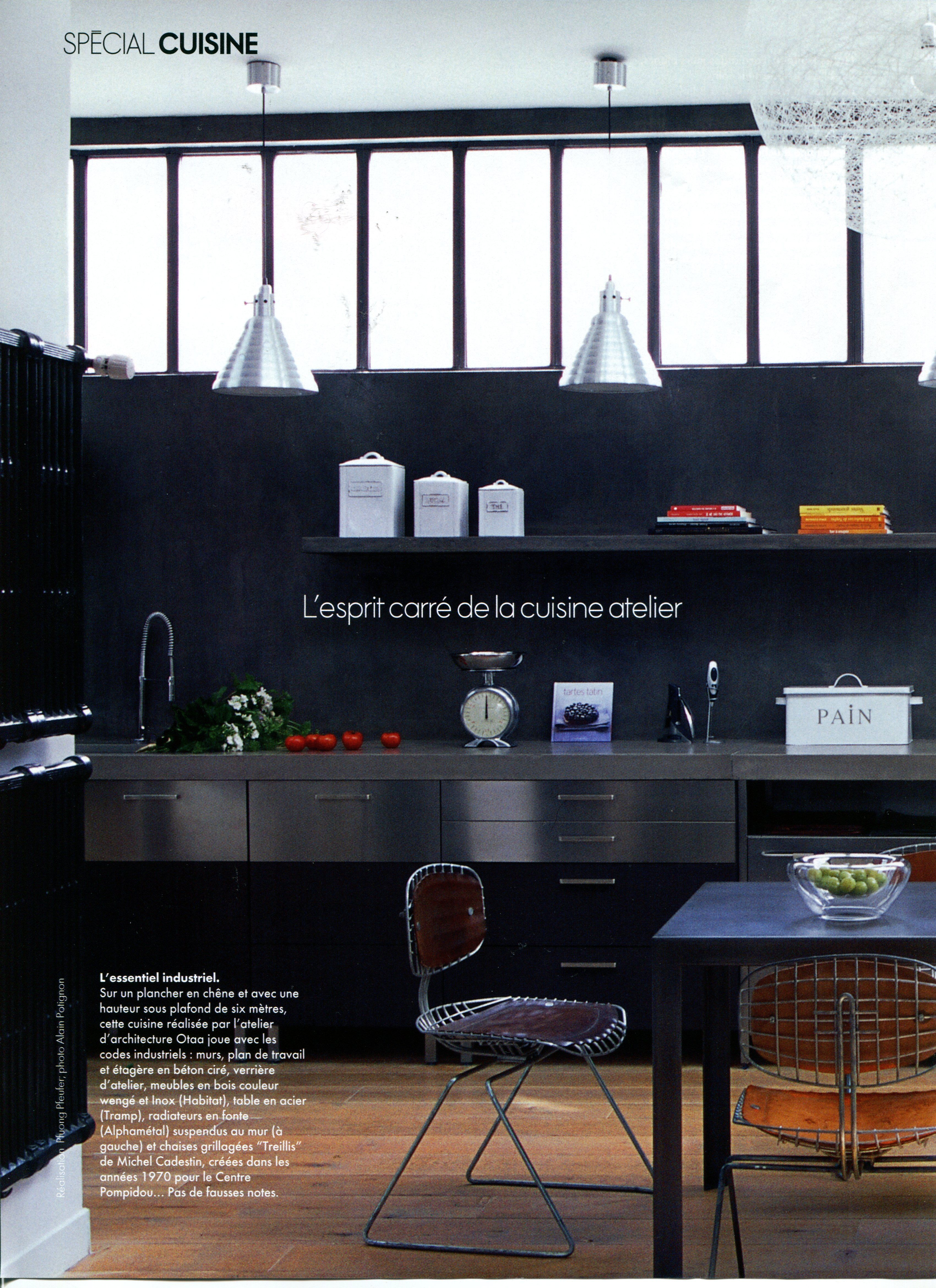 B Ton Cir Meubles Inox Weng Verri Re Atelier Kitchen Pinterest Kitchens And House