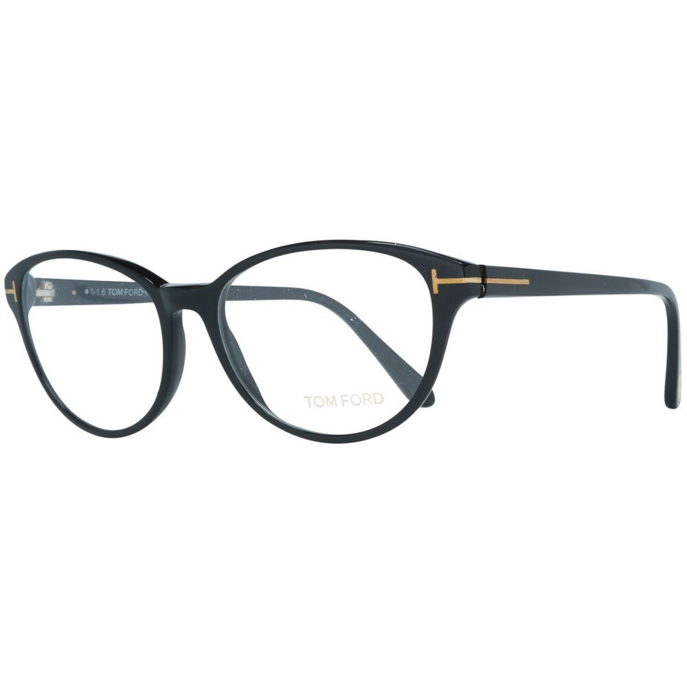 Tom Ford Damen Brillengestell Schwarz Ft5422 53001 Brillengestelle Tom Ford Brillen Gestell