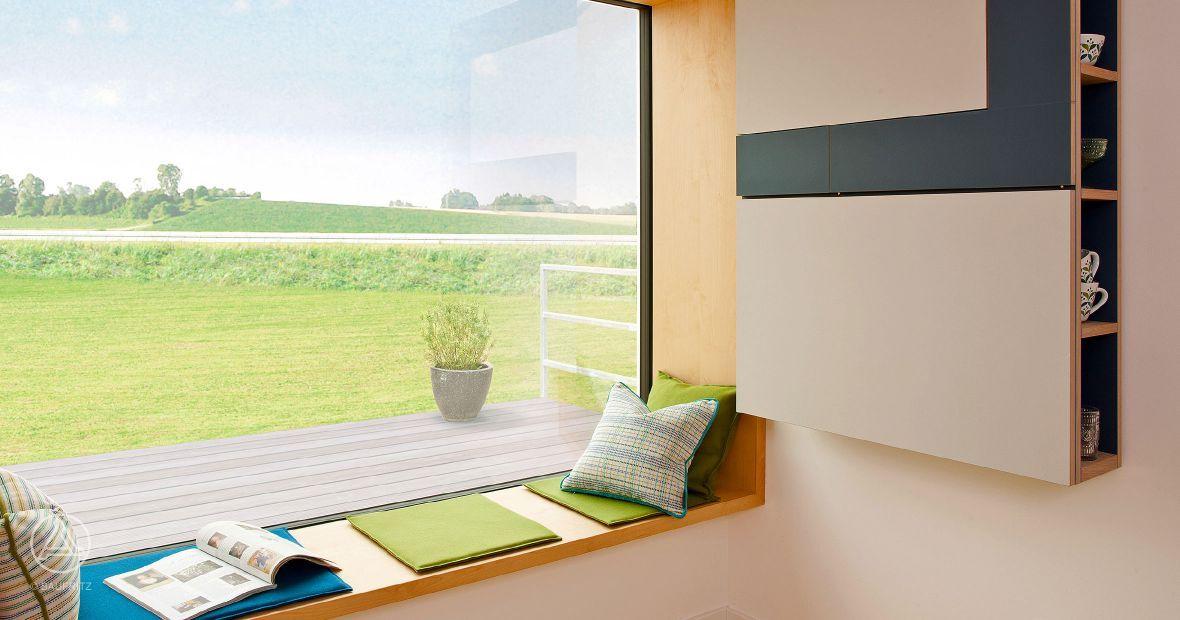 Schwedenhaus innenansicht  Schwedenhaus-Innenansicht | windows | Pinterest | Baufritz ...