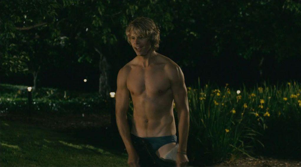 Rough mature eric christian olsen topless naked girl