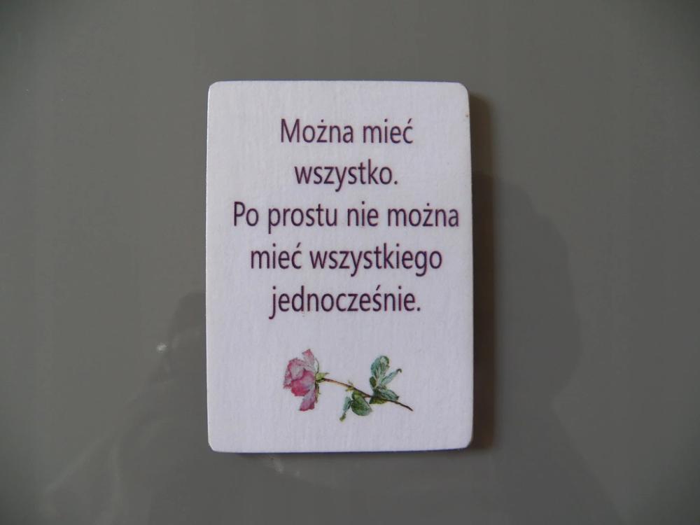 Magnes Na Lodowke Sentencje Aforyzmy Zlote Mysli 8108523951 Oficjalne Archiwum Allegro Book Cover