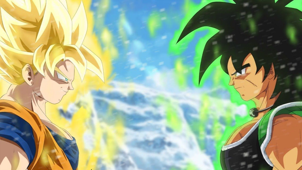 La Película Dragon Ball Super Broly Video Completo El Origen De Los Saiyajins Dragon Ball Broly Movie Goku Vs