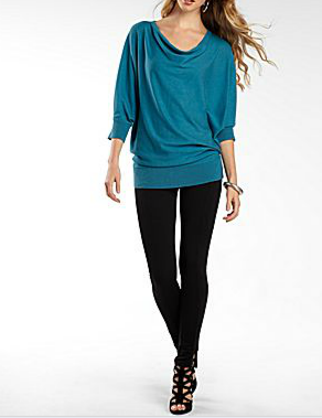 nicole miller sweater. i have this and it's so comfy!!!!!