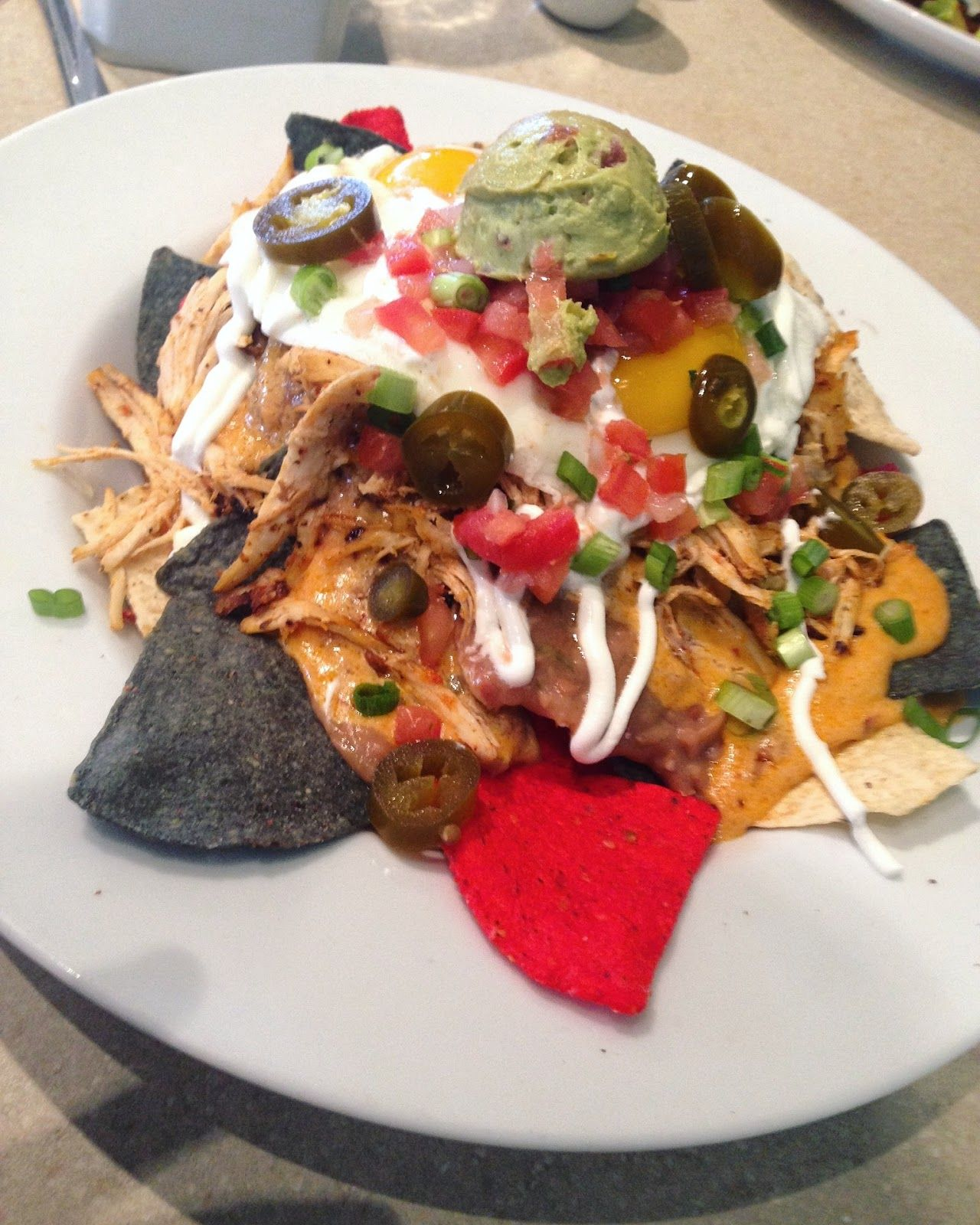 Wild Eggs Louisville KY #breakfast #nachos #savory #food
