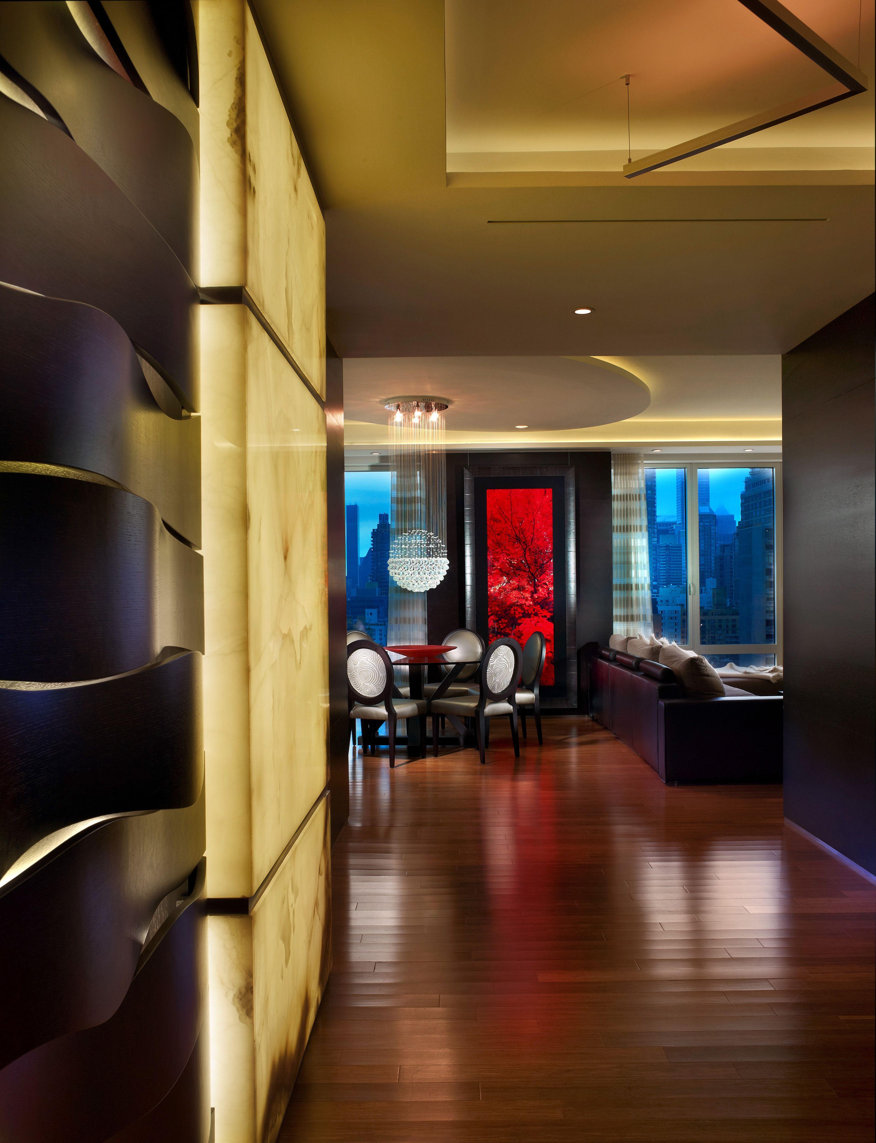 New York Penthouse   Pepe Calderin Design   Huis   Pinterest