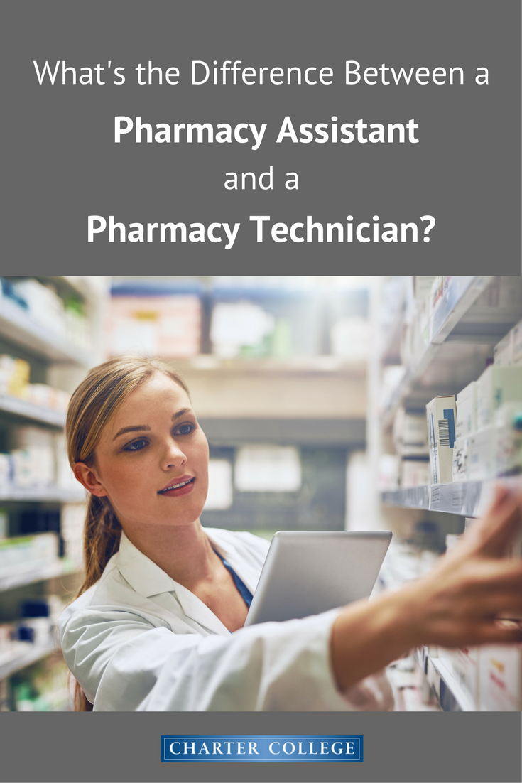 What's the Difference Between a Pharmacy Assistant and a