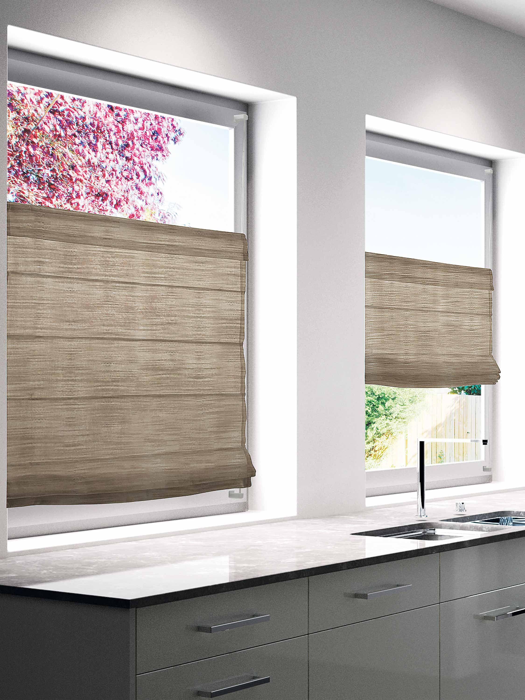 Plissee Beige Faltrollo Klemmtrager Jalousie Faltrollo Sichtschutz Fenster Neu Sadaelomma Com
