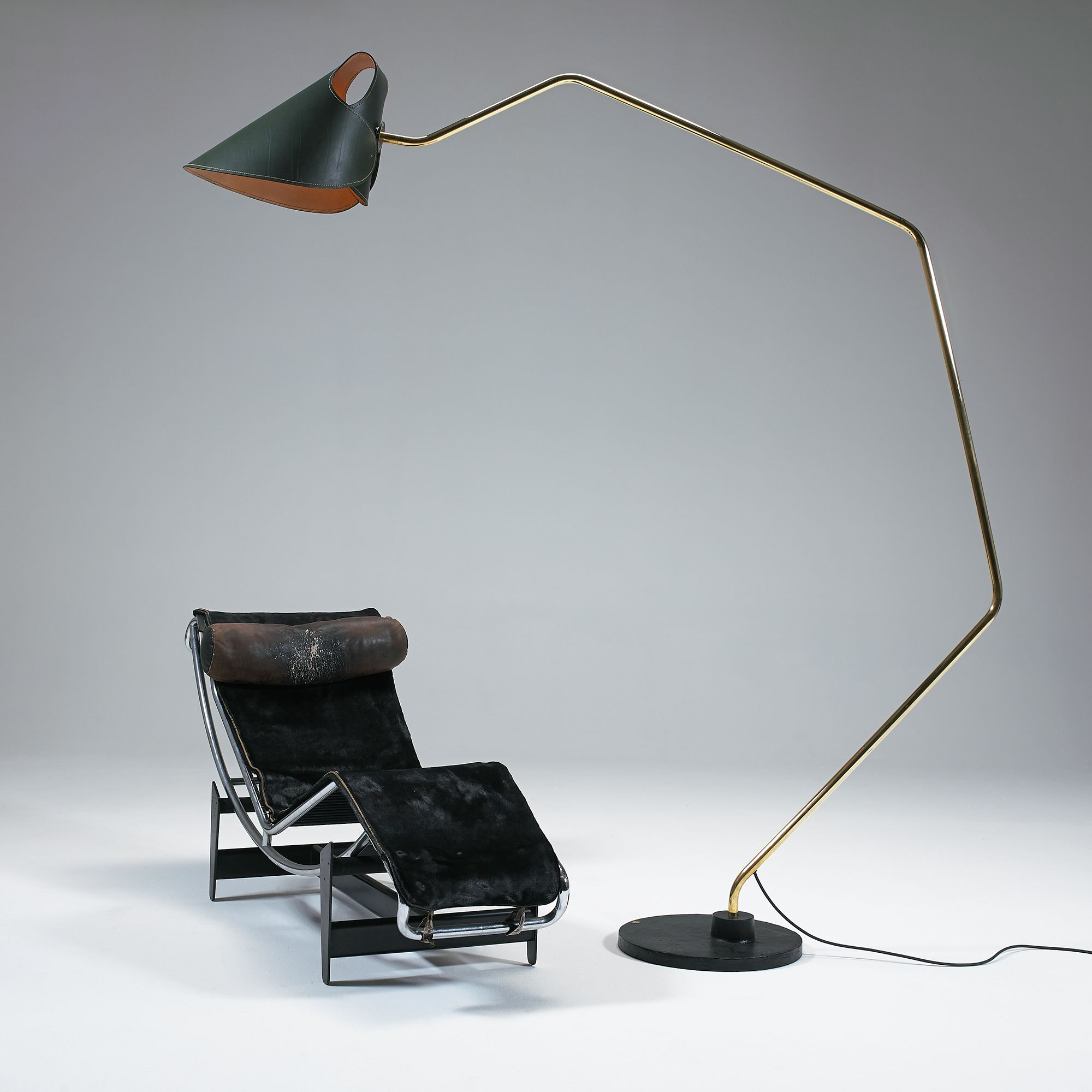 Direct light floor lamp MRS.Q Collection by Jacco Maris