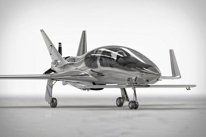 The Cobalt Valkyrie Series is a San Francisco based aircraft manufacturer celebrating its 10th anniversary.