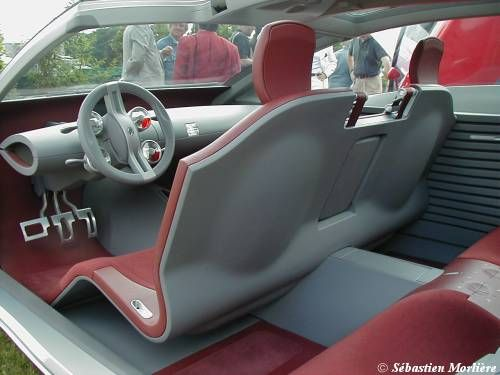 Renault talisman 2001 concept car d tail int rieur car for Interieur renault talisman