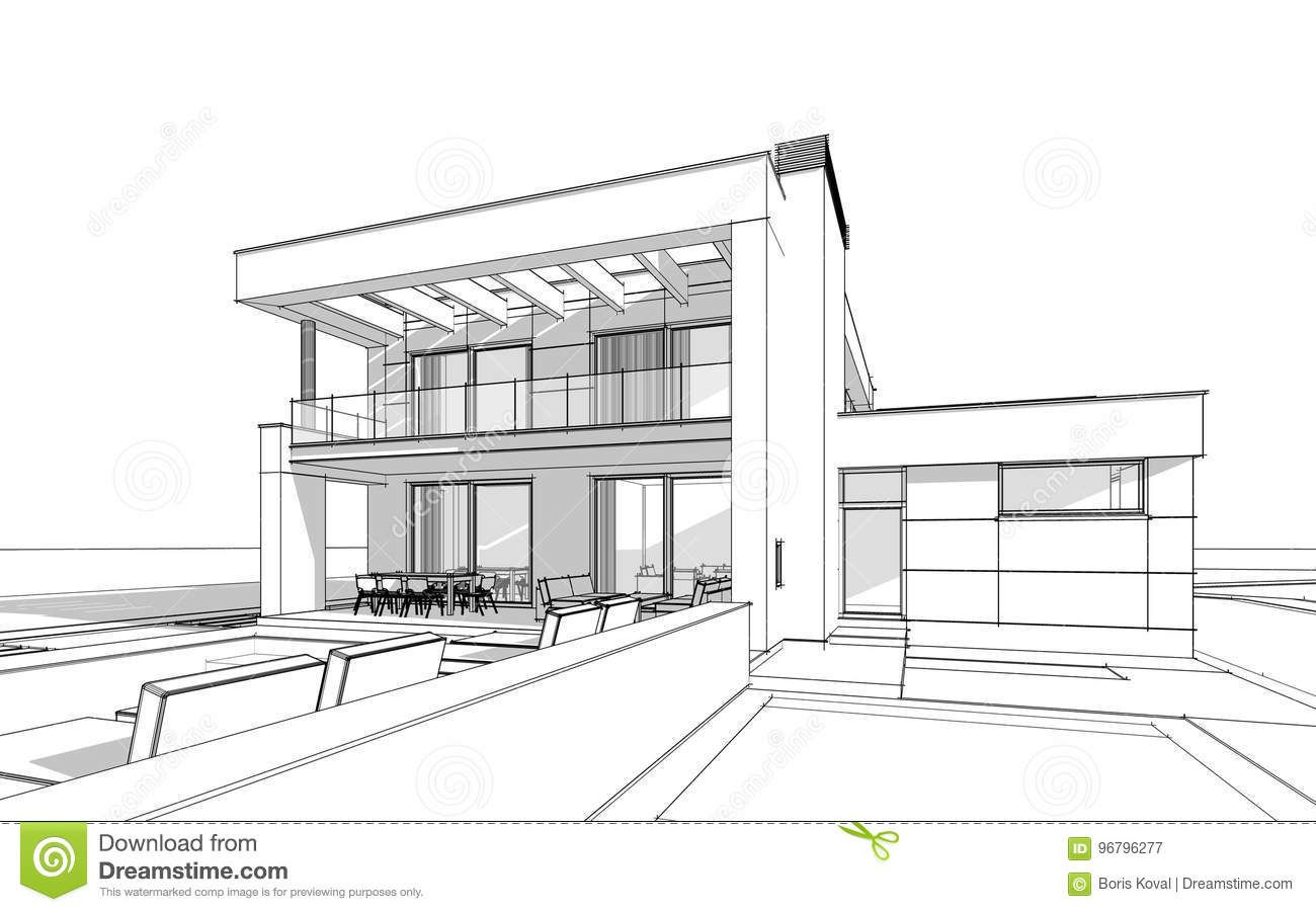 Container House Design Sketch Minimalist House Design Cozy