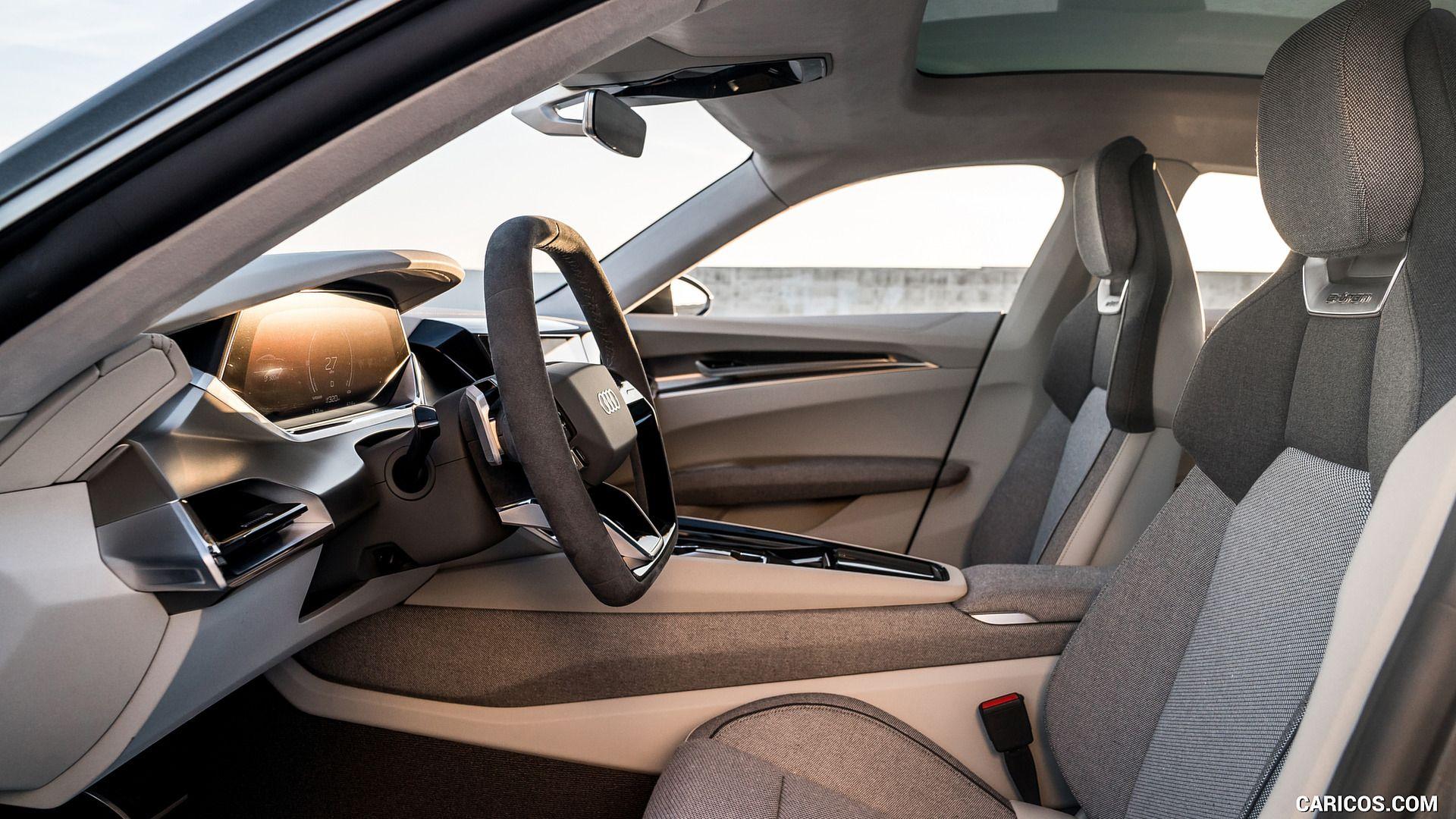 43++ E tron gt interior trends