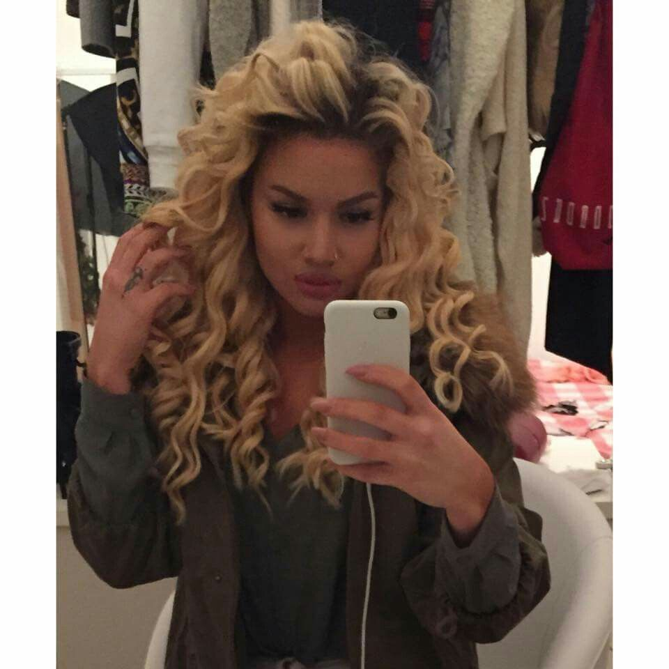 Shirin David Curls Shirin David Shirin Locken Machen