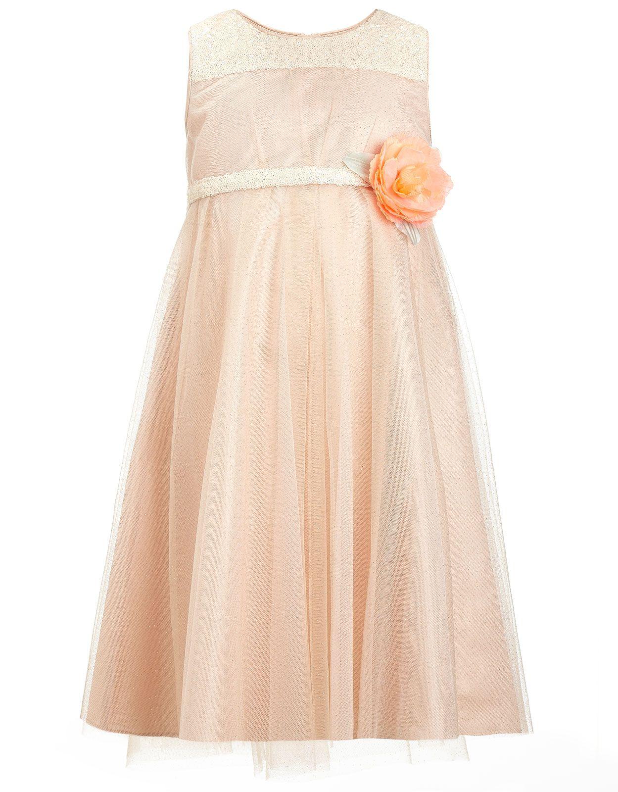 Oriele Dress | Pink | Monsoon