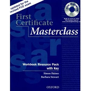 First Certificate Masterclass Workbook Resource Pack with