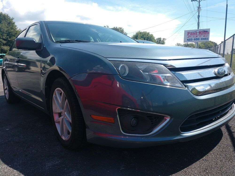 2012 Ford Fusion 10600