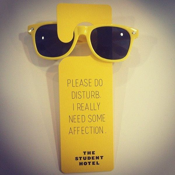 Do Not Disturb: 15 More Creative Hotel Door Hangers