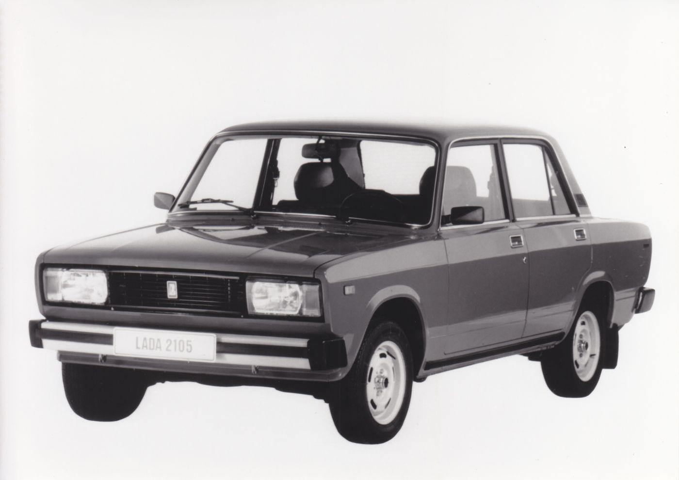 Lada 2105 Auto's en motoren, Motor, Auto's