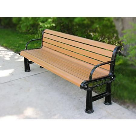Outside Decks Ireland Carlo Red Oak Best Wood Park Bench Slats Eco