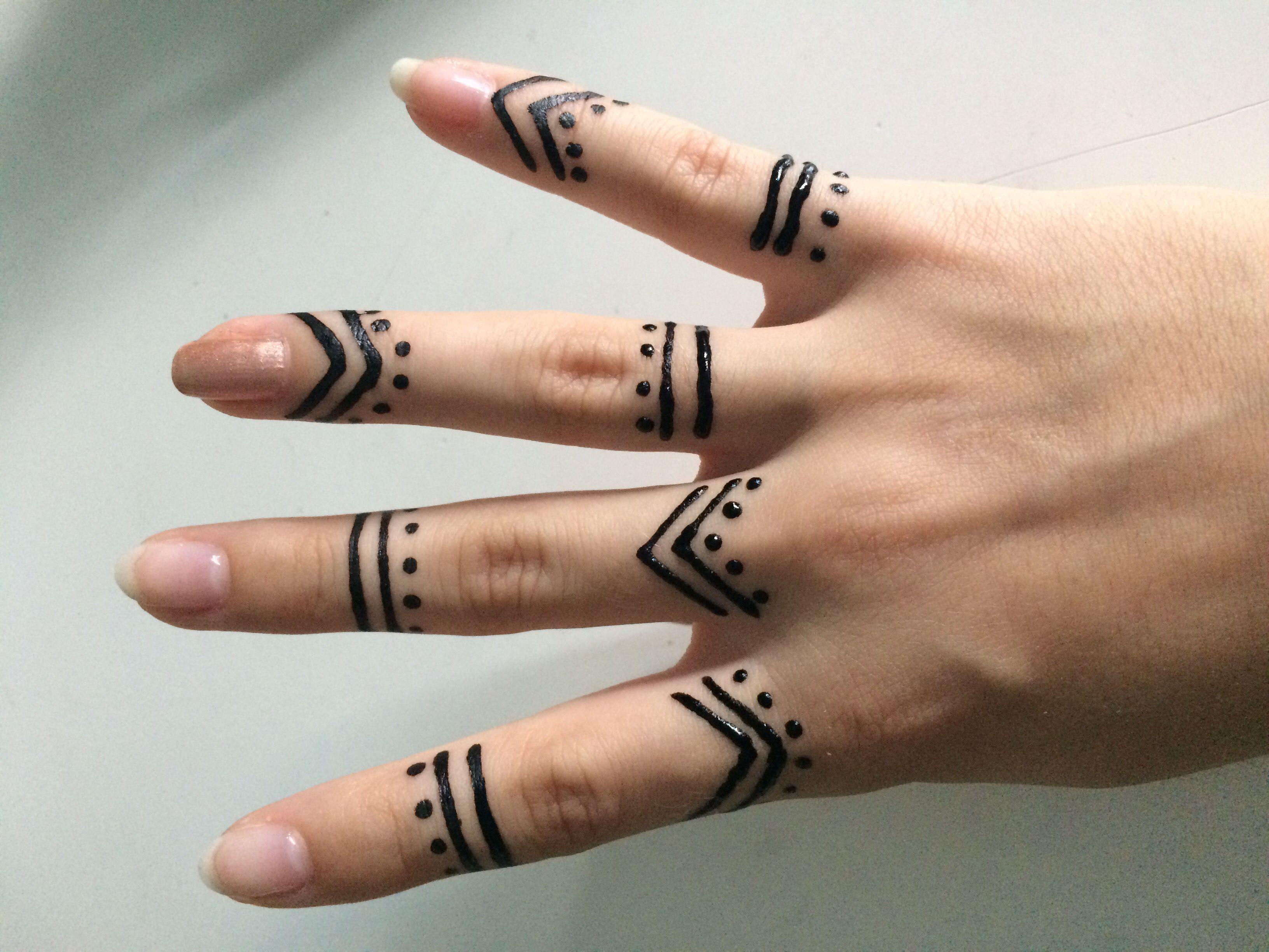 Black henna Henna tattoo hand, Henna tattoo designs