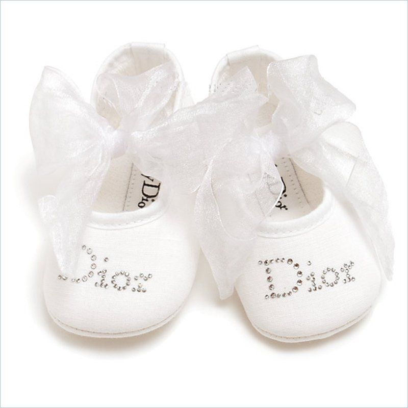 Baby girl shoes, Baby shoes, Baby dior