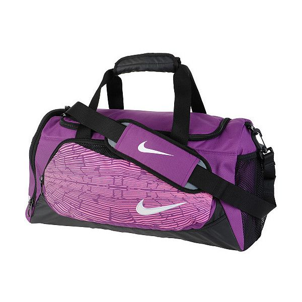 Nike Ya Team Training Small Duffel Bag 37 Aud Liked On Polyvore Featuring