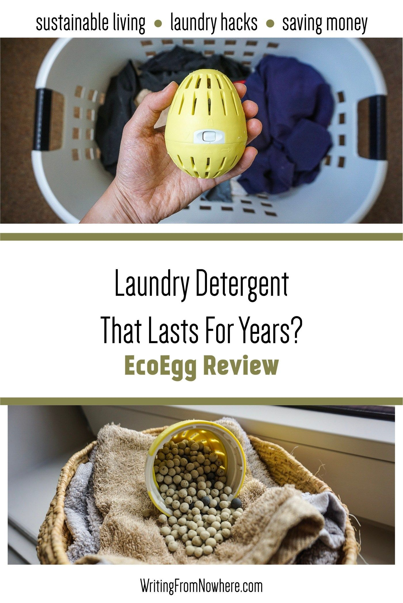 Ecoegg Review From A Laundry Lover Sustainable Living Laundry
