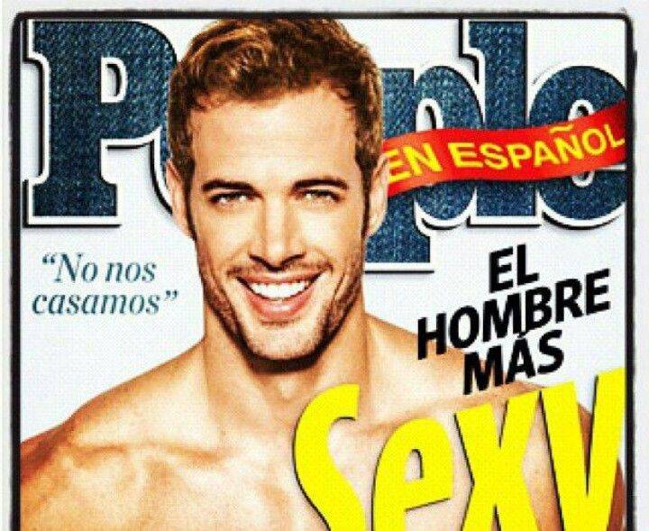 William Levy (Sexiest Man of 2012 )