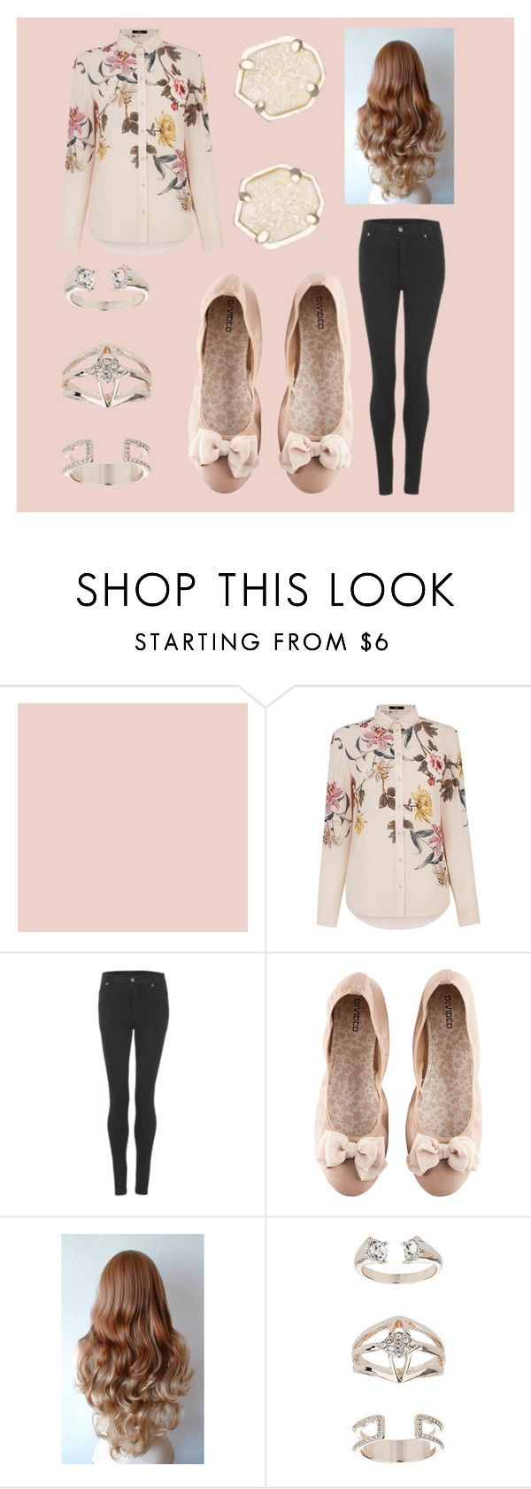 """""""Simple But Classy """" by savage-cabbage ❤ liked on Polyvore featuring Oasis, Cheap Monday, H&M, Topshop and Kendra Scott"""
