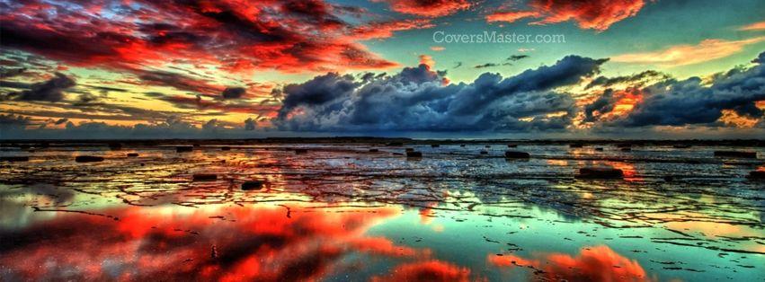 Gorgeous Morning Sunrise Fb Cover Sunrise Fb Cover Clouds Beautiful Nature Nature Wallpaper Nature