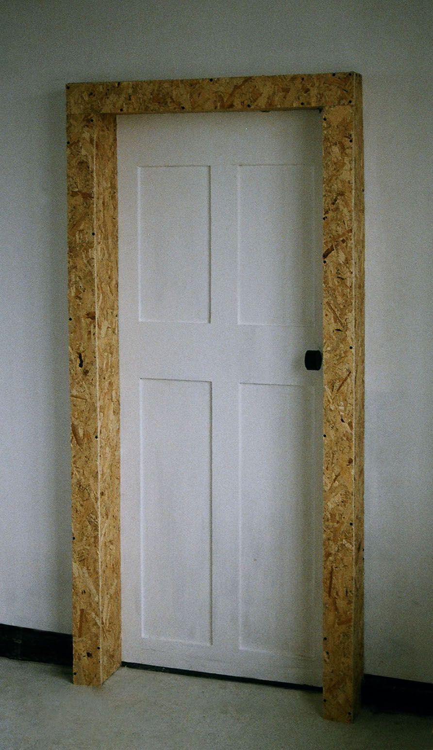 Osb Bathroom Door Frame Meblove Pinterest Meubles Et D Co