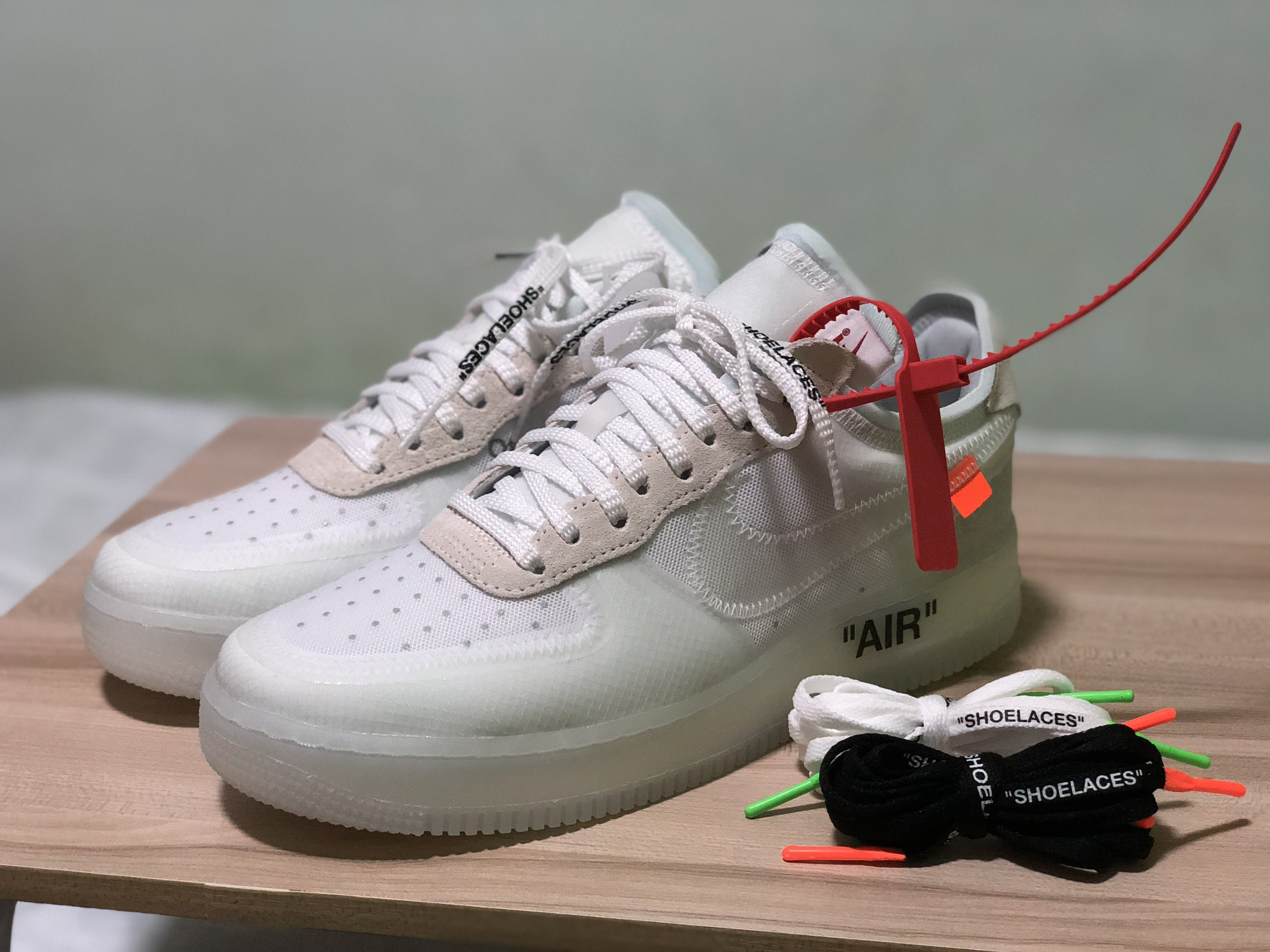 Thoughts And Styling Tips On Off White X Nike Air Force 1 Http Ift Tt 2b93wp4 Sneakers Men Fashion Off White Shoes Best Sneakers