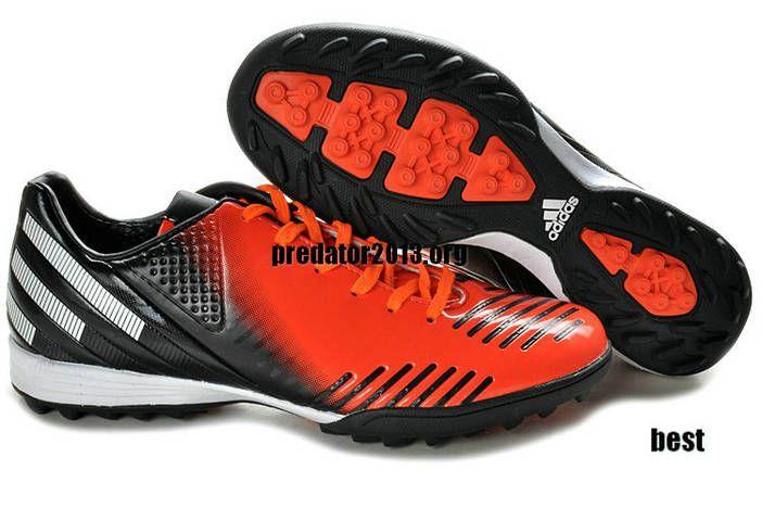 Adidas Predator Absolado LZ TRX TF Junior Football Soccer Astro Trainers Black