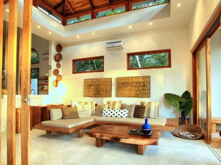 Wohnzimmer Gemu00fctlich Einrichten Haus Design Ideen - wohnzimmer einrichten ideen